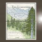 "The Lumineers  Concert  18""x28"" (45cm/70cm) Bundle of 2 Poster"