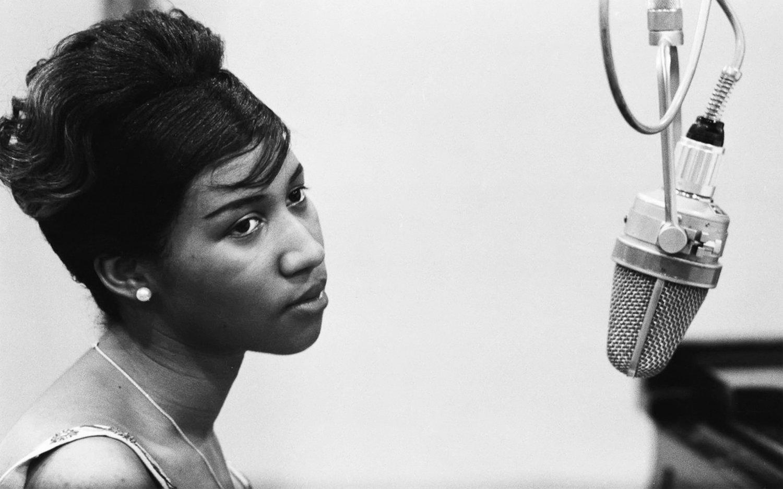 "Aretha Franklin  13""x19"" (32cm/49cm) Polyester Fabric Poster"