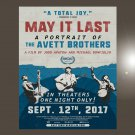 """The Avett Brothers Concert Tour 18""""x28"""" (45cm/70cm) Bundle of 2 Poster"""