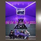 "Fall Out Boy M A N I A 18""x28"" (45cm/70cm) Bundle of 2 Poster"