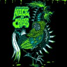 """Alice in Chains Concert Tour 13""""x19"""" (32cm/49cm) Polyester Fabric Poster"""