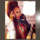 """Janet Jackson Made For Now  18""""x28"""" (45cm/70cm) Bundle of 2 Poster"""