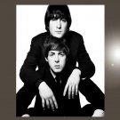 "John Lennon Paul McCartney 18""x28"" (45cm/70cm) Bundle of 2 Poster"