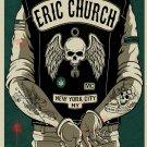 """Eric Church 18""""x28"""" (45cm/70cm) Canvas Print"""