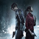 "Resident Evil 2 13""x19"" (32cm/49cm) Polyester Fabric Poster"