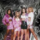 """Fifth Harmony 13""""x19"""" (32cm/49cm) Polyester Fabric Poster"""