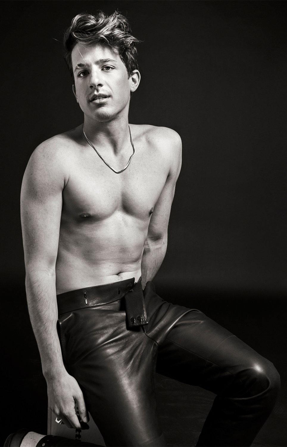 """Charlie Puth 13""""x19"""" (32cm/49cm) Polyester Fabric Poster"""