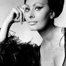"Sophia Loren 13""x19"" (32cm/49cm) Polyester Fabric Poster"