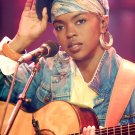 """Lauryn Hill 13""""x19"""" (32cm/49cm) Polyester Fabric Poster"""