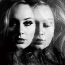 "Adele  13""x19"" (32cm/49cm) Polyester Fabric Poster"