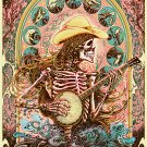 """The Avett Brothers Concert Tour  13""""x19"""" (32cm/49cm) Polyester Fabric Poster"""