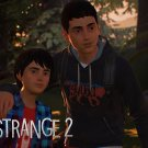 """Life Is Strange 2 Game 13""""x19"""" (32cm/49cm) Polyester Fabric Poster"""