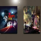 "We Happy Few Game  13""x19"" (32cm/49cm) Bundle of 2 Posters"