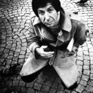 "Leonard Cohen 13""x19"" (32cm/49cm) Polyester Fabric Poster"