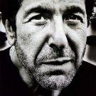 "Leonard Cohen 13""x19"" (32cm/49cm) Polyester Fabric Poster"