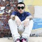 "Mac Miller 13""x19"" (32cm/49cm) Polyester Fabric Poster"