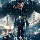 "Venom Movie 2018   13""x19"" (32cm/49cm) Polyester Fabric Poster"