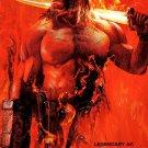 "Hellboy Movie  13""x19"" (32cm/49cm) Polyester Fabric Poster"