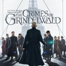 """Fantastic Beasts The Crimes of Grindelwald  13""""x19"""" (32cm/49cm) Polyester Fabric Poster"""