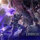"""Darksiders 3 Game 13""""x19"""" (32cm/49cm) Polyester Fabric Poster"""