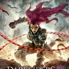 "Darksiders 3 Game 13""x19"" (32cm/49cm) Polyester Fabric Poster"