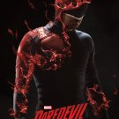 "Daredevil  13""x19"" (32cm/49cm) Polyester Fabric Poster"