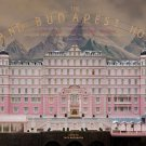 "The Grand Budapest Hotel 13""x19"" (32cm/49cm) Polyester Fabric Poster"