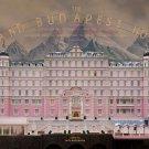 "The Grand Budapest Hotel 18""x28"" (45cm/70cm) Canvas Print"