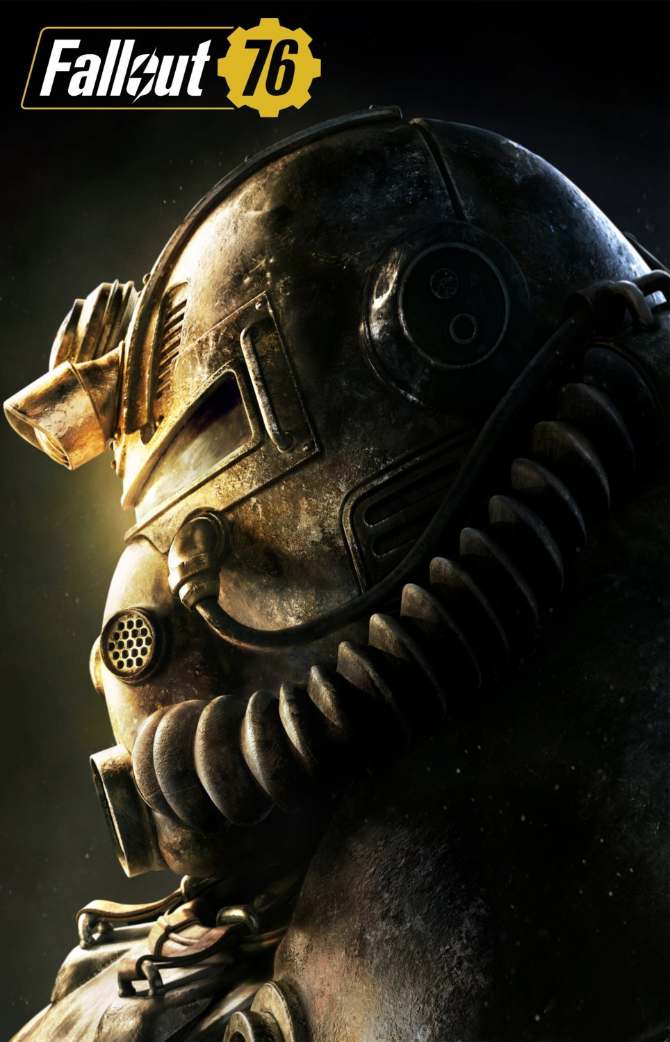 """Fallout 76 Game 18""""x28"""" (45cm/70cm) Poster"""