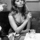 "Sophia Loren 18""x28"" (45cm/70cm) Canvas Print"