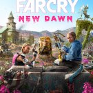"Far Cry New Dawn 13""x19"" (32cm/49cm) Polyester Fabric Poster"