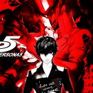 "Persona 5 13""x19"" (32cm/49cm) Polyester Fabric Poster"