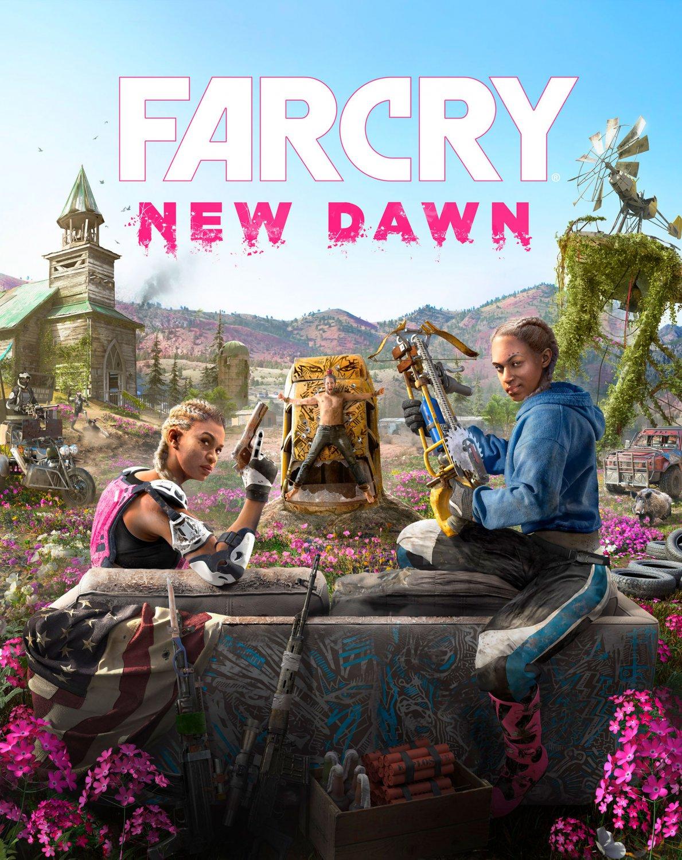 "Far Cry New Dawn 18""x28"" (45cm/70cm) Poster"
