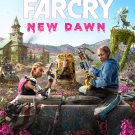 "Far Cry New Dawn 18""x28"" (45cm/70cm) Canvas Print"