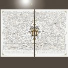 "The Magnificent Multitude of Beer Chart 18""x28"" (45cm/70cm) Bundle of 2 Poster"