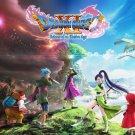 "Dragon Quest XI Echoes of an Elusive Age  18""x28"" (45cm/70cm) Canvas Print"