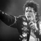 "Michael Jackson 13""x19"" (32cm/49cm) Polyester Fabric Poster"