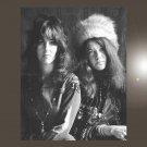 "Janis Joplin Grace Slick 18""x28"" (45cm/70cm) Bundle of 2 Poster"