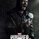 """The Punisher Season 2  13""""x19"""" (32cm/49cm) Polyester Fabric Poster"""