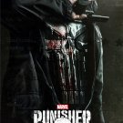 "The Punisher Season 2  13""x19"" (32cm/49cm) Polyester Fabric Poster"