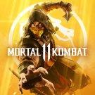 "Mortal Kombat 11 13""x19"" (32cm/49cm) Polyester Fabric Poster"
