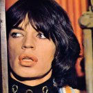 "Mick Jagger 18""x28"" (45cm/70cm) Canvas Print"