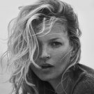 "Kate Moss  18""x28"" (45cm/70cm) Canvas Print"