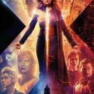 "X-MEN Dark Phoenix  13""x19"" (32cm/49cm) Polyester Fabric Poster"