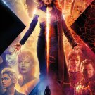 "X-MEN Dark Phoenix 18""x28"" (45cm/70cm) Canvas Print"