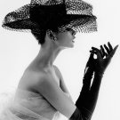 "Audrey Hepburn  13""x19"" (32cm/49cm) Polyester Fabric Poster"