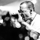 "Chester Bennington   13""x19"" (32cm/49cm) Polyester Fabric Poster"
