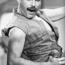 "Freddie Mercury 18""x28"" (45cm/70cm) Canvas Print"