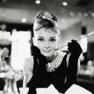 """Audrey Hepburn 18""""x28"""" (45cm/70cm) Canvas Print"""