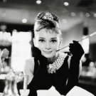 "Audrey Hepburn 13""x19"" (32cm/49cm) Polyester Fabric Poster"